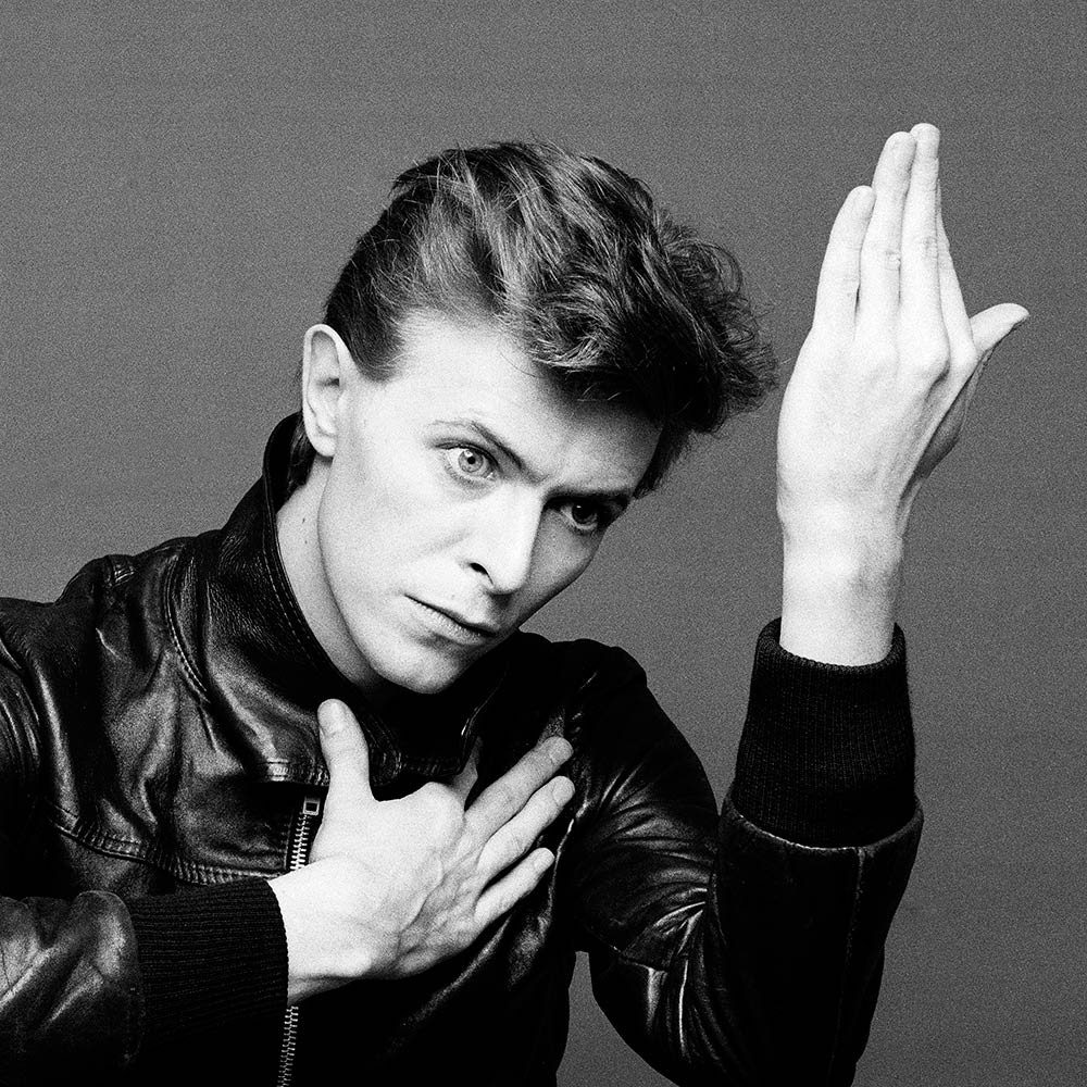 authentiek, david bowie