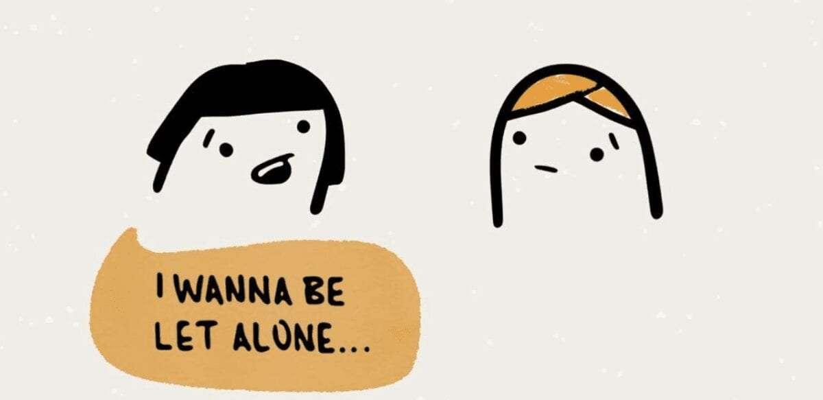 Deze therapeut maakt tekeningen over moderne liefde en relaties